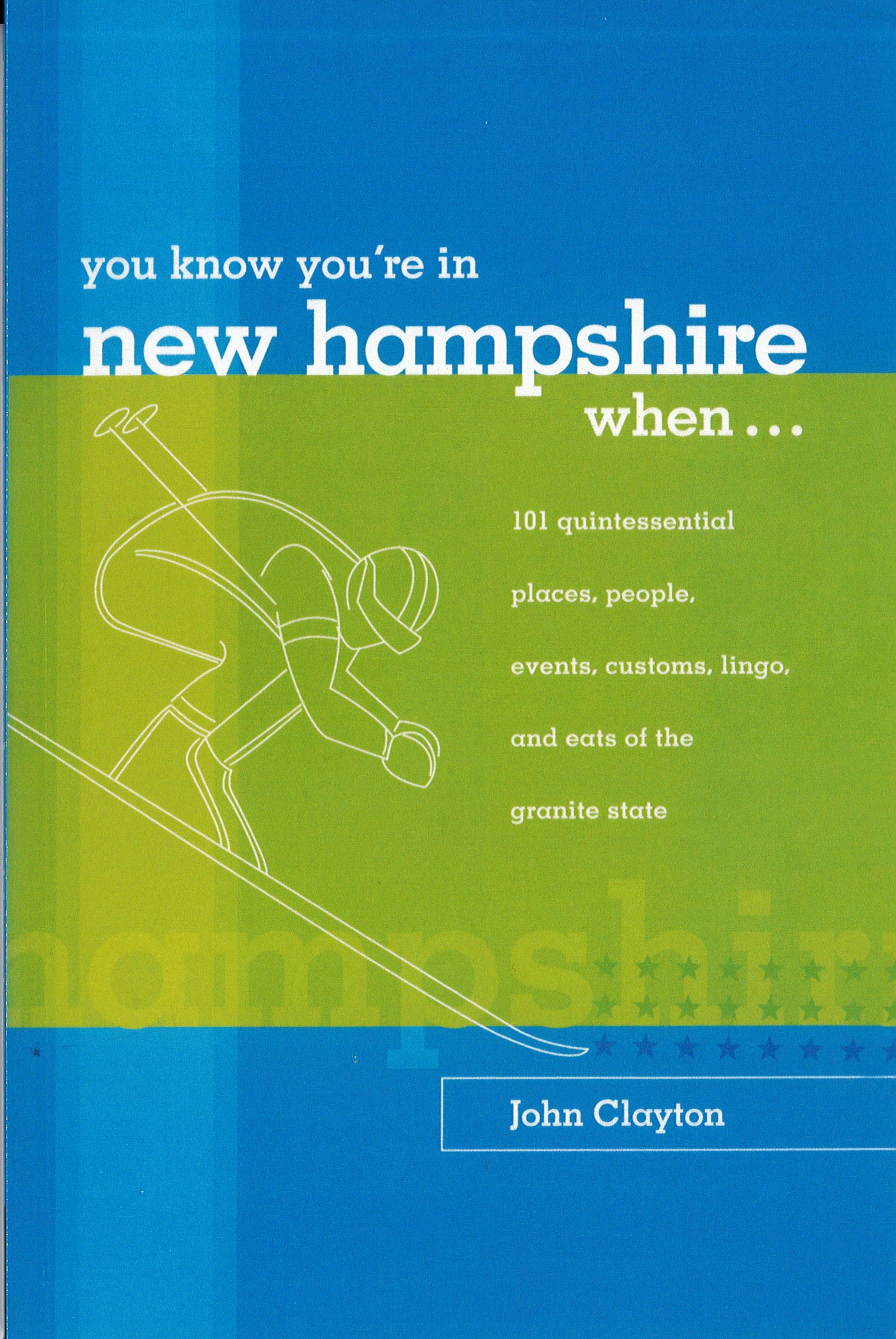 Book You Know You're in NH