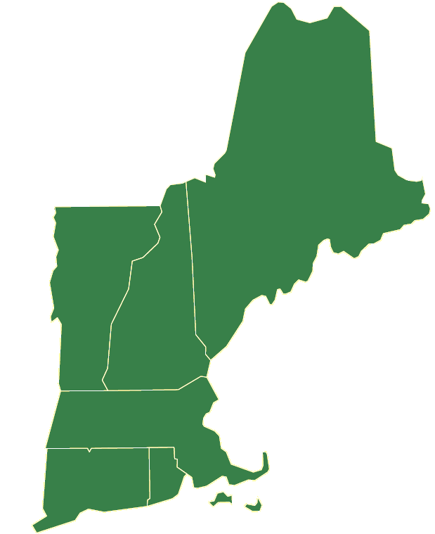New England Outline
